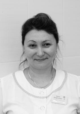 Карташова Ирина Геннадьевна
