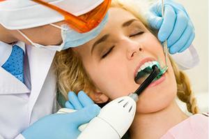 Подготовка к протезированию зубов